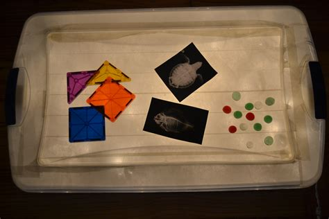Diy Sensory Light Table